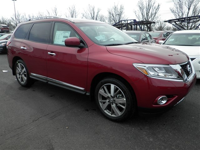 New 2015 Nissan Pathfinder Platinum